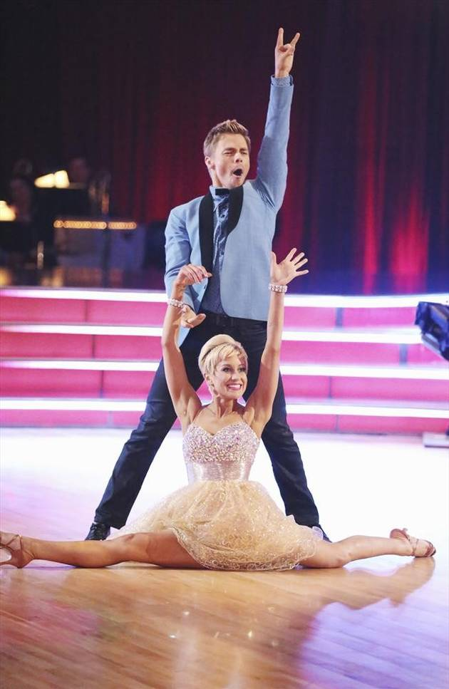Watch All of Derek Hough's 2013 Emmy-Nominated Dancing With the Stars Performances (VIDEOS)