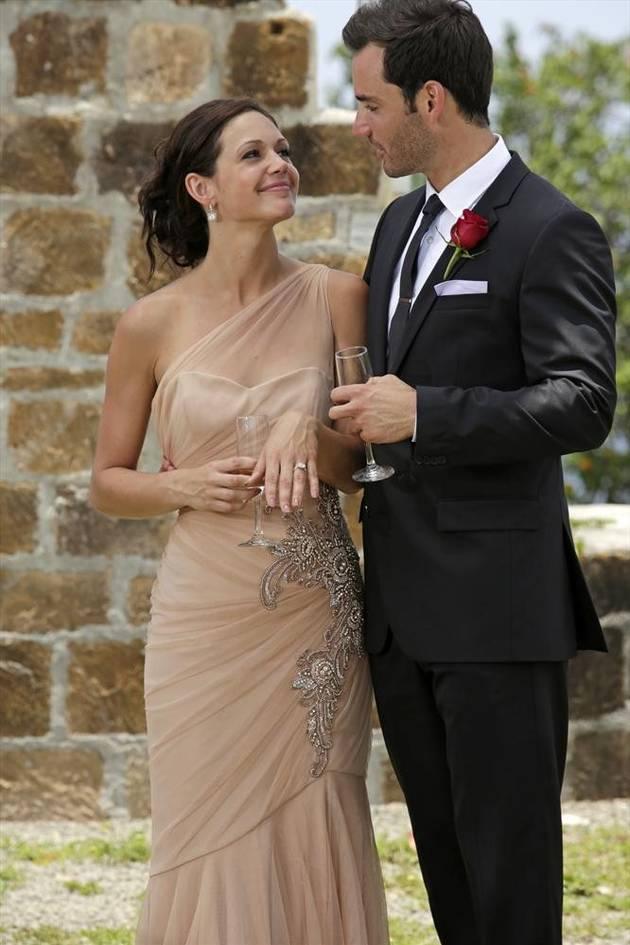 Chris Siegfried and Desiree Hartsock Recreate Which Bachelorette Date?