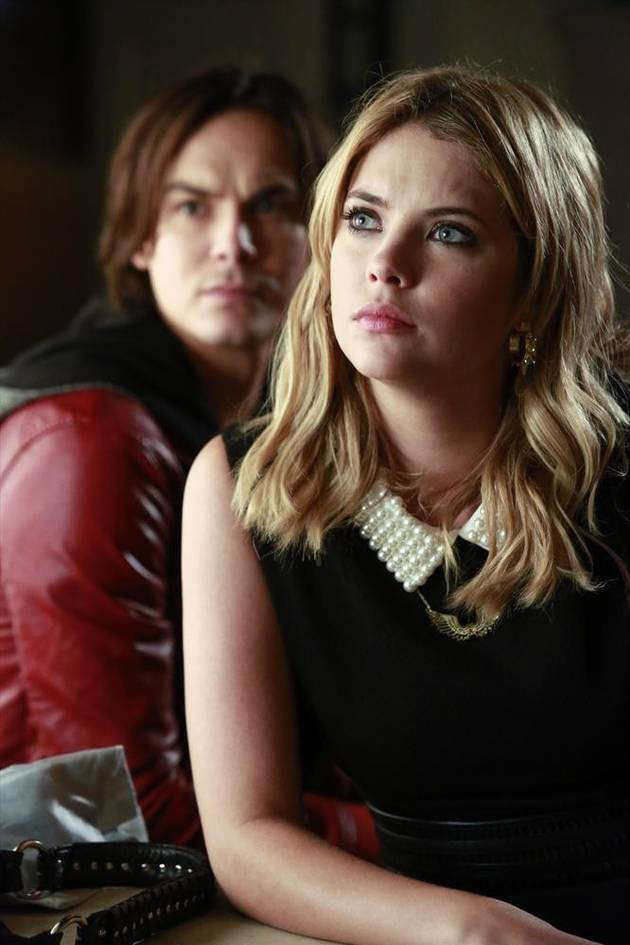"Pretty Little Liars Spoilers: Hanna in Ravenswood? Ashley Benson Tweets ""See You Soon"" To Tyler Blackburn"