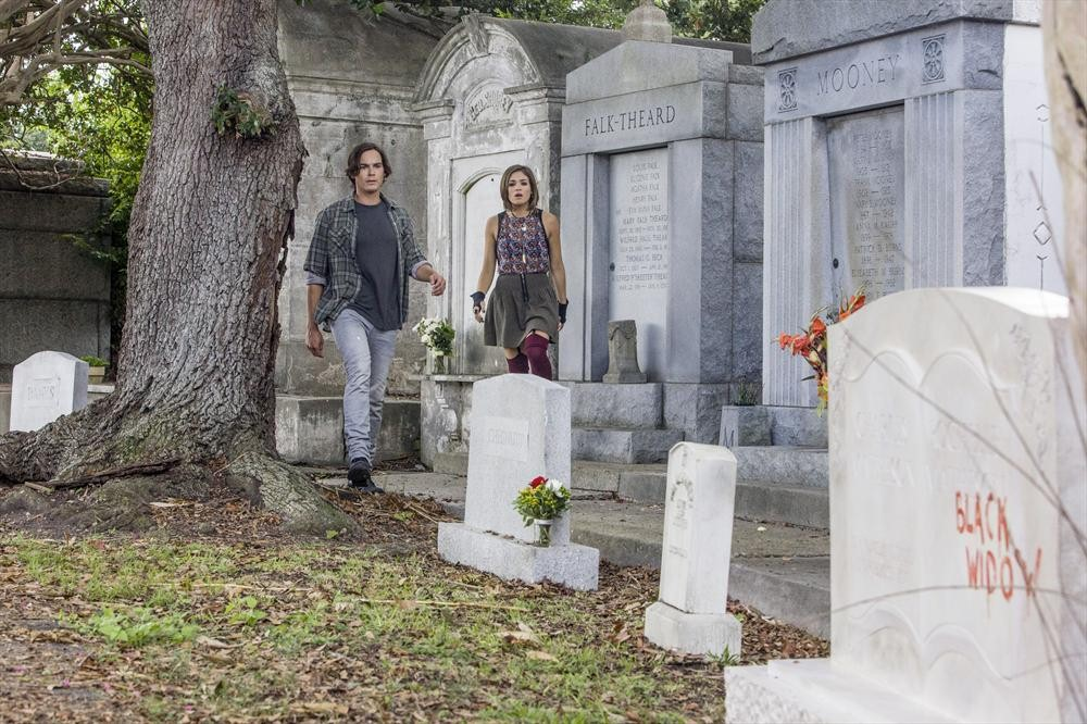 Ravenswood Premiere Speculation: Who Is the Black Widow?