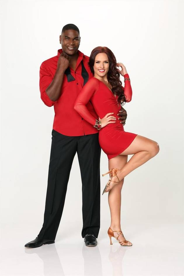 Dancing With the Stars 2013: Pro Sharna Burgess Injured During Rehearsals!