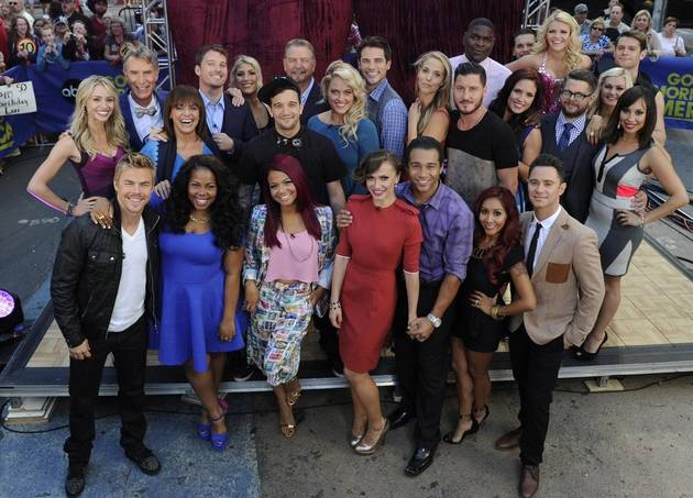 Dancing With the Stars 2013 Voting Numbers: Vote For Your Favorite Season 17 Pair!