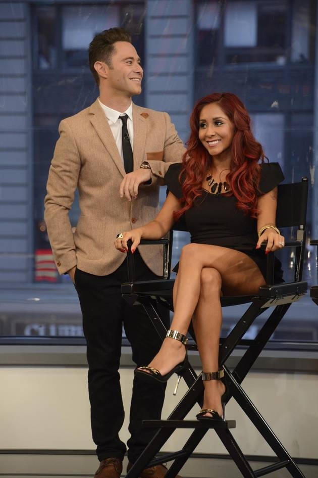 Dancing With the Stars 2013: Snooki's Partner Is Sasha Farber! — Exclusive