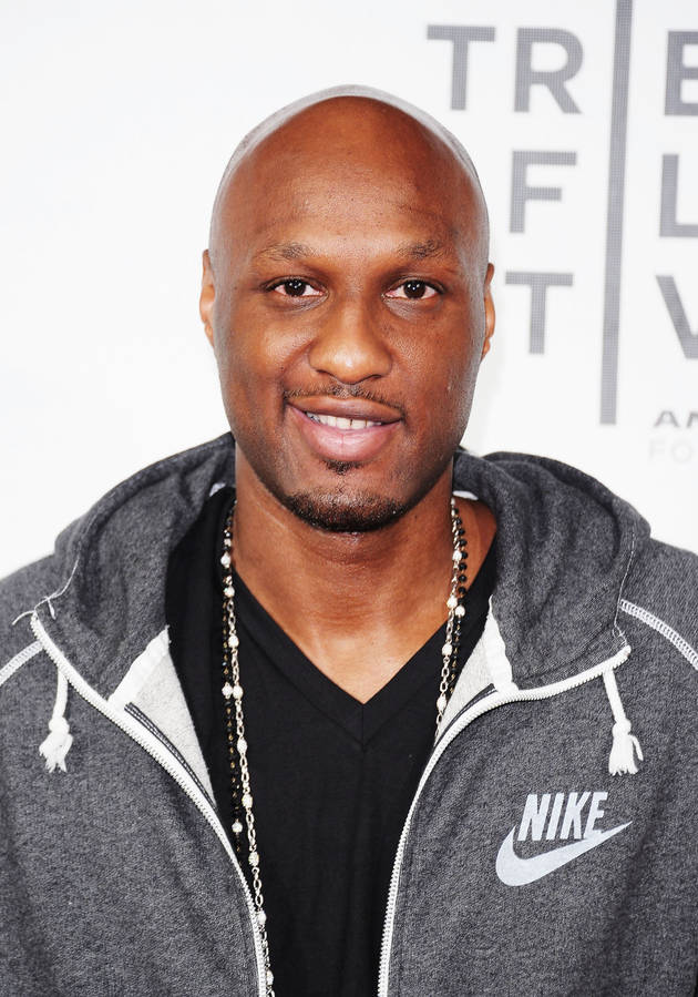 Lamar Odom Breaks His Two-Month Twitter Silence (UPDATE)
