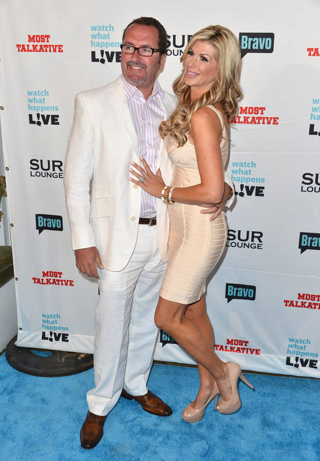 """Alexis Bellino Dishes About Her """"Solid Friendship"""" With Vicki Gunvalson — Exclusive"""