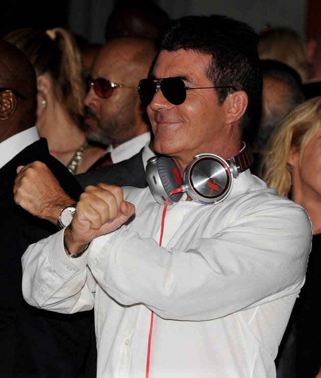 Simon Cowell: I Won't Be Changing My Baby's Diapers!