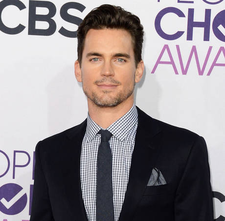 Fifty Shades of Grey Casting: Matt Bomer Reacts to Petition to Have Him Replace Charlie Hunnam