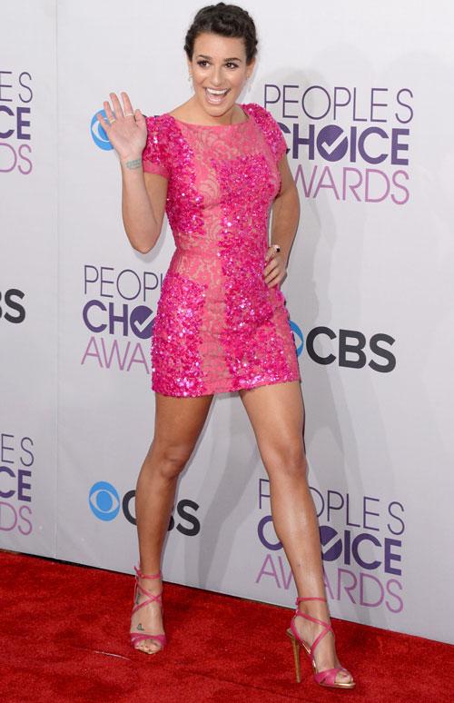 Glee Season 5 Premiere: Lea Michele and Cast Tweet Their Excitement