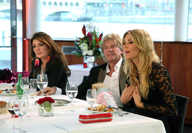 Brandi Glanville Wishes Lisa Vanderpump a Happy Birthday! Feud Over?