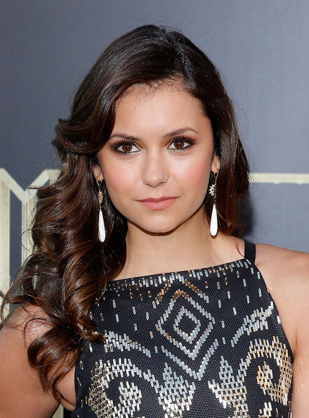 "Nina Dobrev Named Celeb With ""Sexiest Style"" in 2013 By Victoria's Secret"