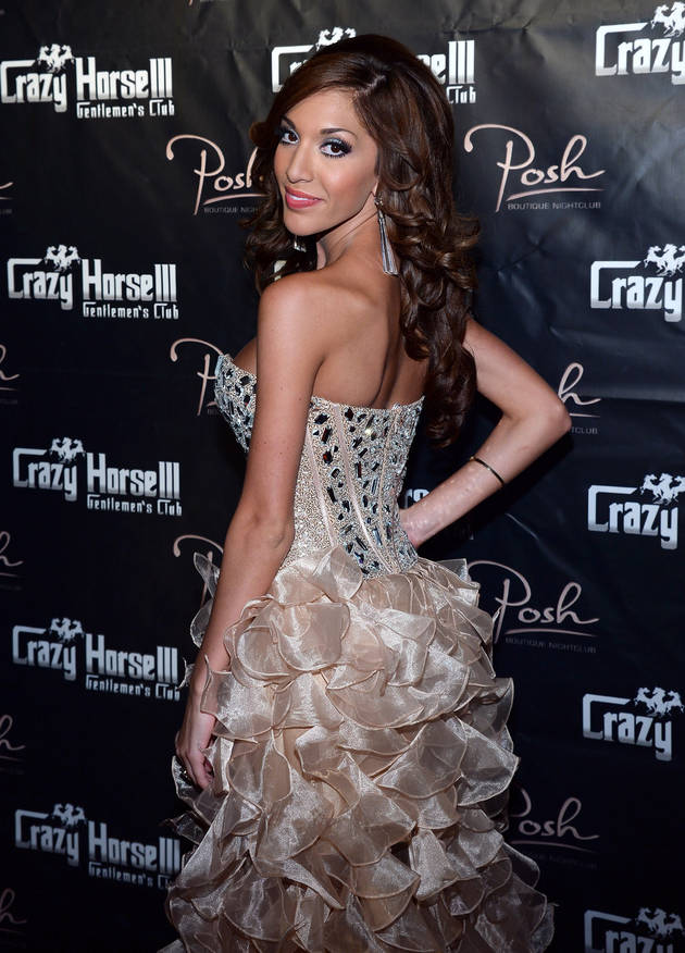 "Farrah Abraham on Stardom: ""I've Never Really Been About Fame or Attention"""