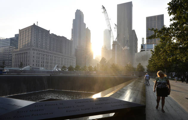 September 11 Anniversary — Celebrities Pay Their Respects
