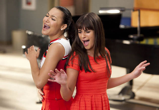 Glee Season 5 Spoiler: Santana and Rachel Dancing Together — But Why?