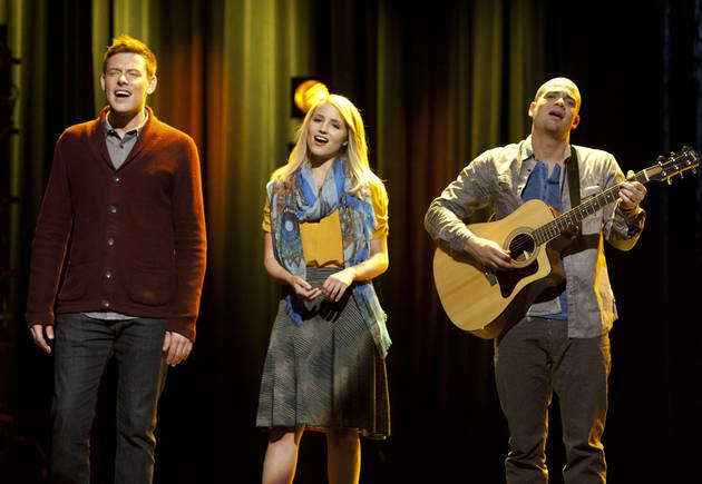 Glee's Dianna Agron: I Wasn't Asked to Appear in Cory Monteith Tribute