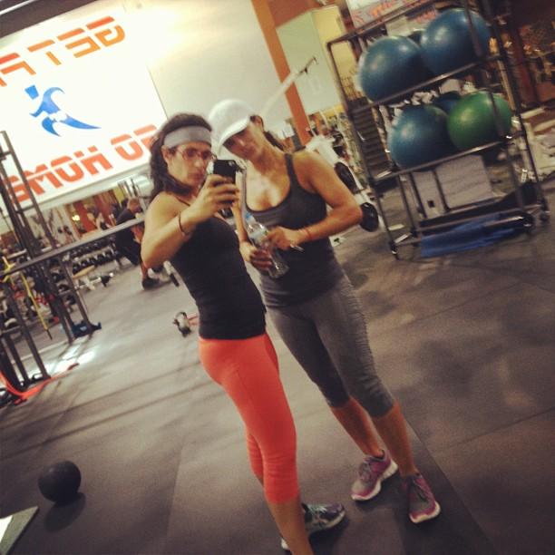 Teresa Giudice Shows Off Trim Physique Post-Workout (PHOTO)