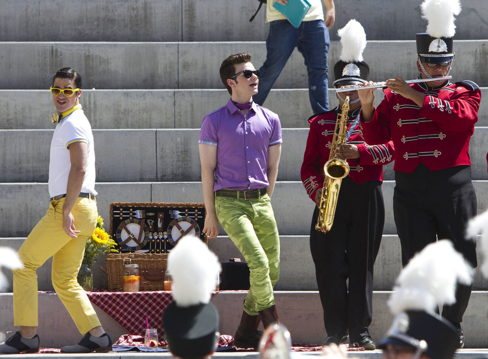 "Glee Recap: Season 5 Premiere: ""Love, Love, Love"" — Kurt and Blaine Engaged!"