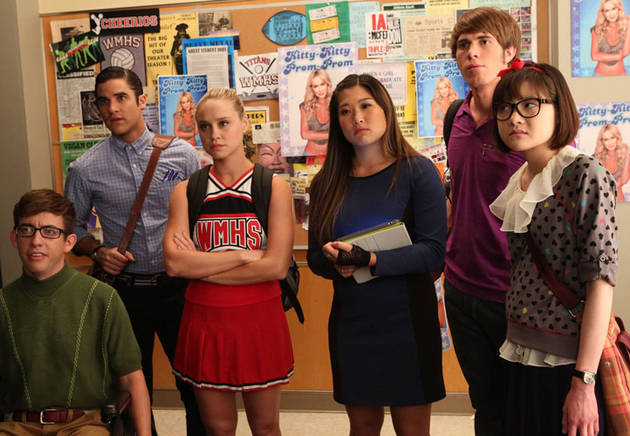 "First Listen: Blaine and New Directions' ""Hey Jude"" in Glee Season 5, Episode 2"