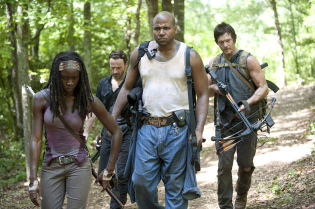 The Walking Dead Season 4 Filming Delayed Due to On-Set Injury (UPDATE)