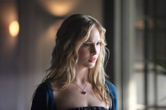The Vampire Diaries Season 5: Who Does Caroline Think Is Cute?