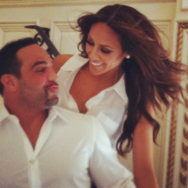 Melissa and Joe Gorga Move Out of Their Home After Selling It For $3.8 Million (PHOTO)