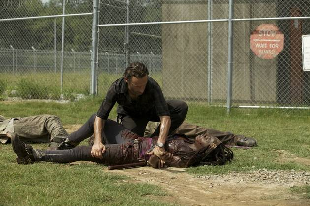 The Walking Dead Season 4: Romance With Michonne Not on Rick's Radar … Yet