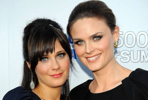 New Girl Season 3 Spoiler: Is Emily Deschanel Playing Zooey's On-Screen Sister?