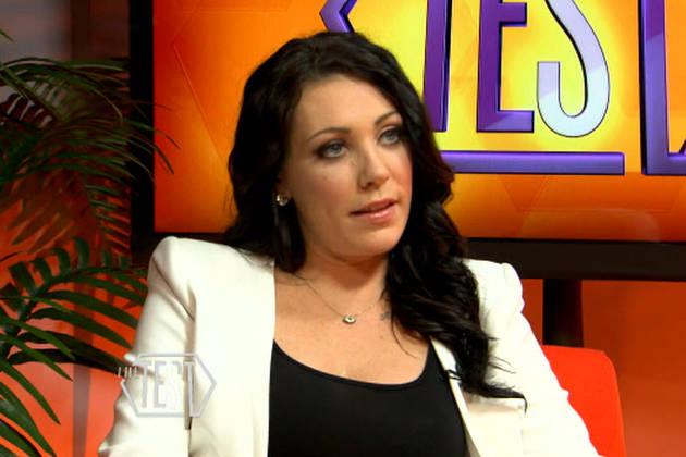 Lamar Odom's Alleged Mistress Jennifer Richardson Tells All on The Test (VIDEO)