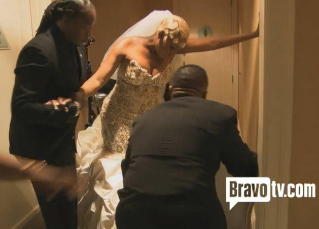 I Dream Of NeNe: The Wedding Promo — NeNe Leakes Has Emotional Breakdown on Her Big Day