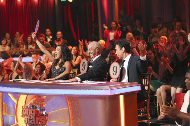 Dancing With the Stars Season 17 Premiere: Did the Judges Overscore?