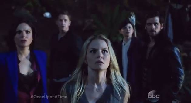 Once Upon a Time Season 3 Promo: Everyone Panics as They Try to Outrun [SPOILER]! (VIDEO)