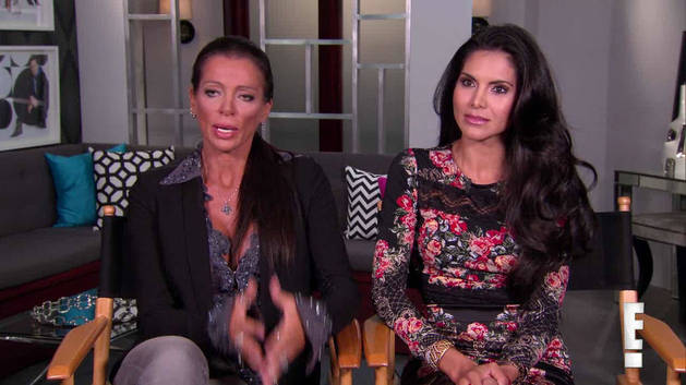 "Real Housewives of Beverly Hills Season 4: Carlton Gebbia on Her ""Wild, Unconventional Side"" (VIDEO)"