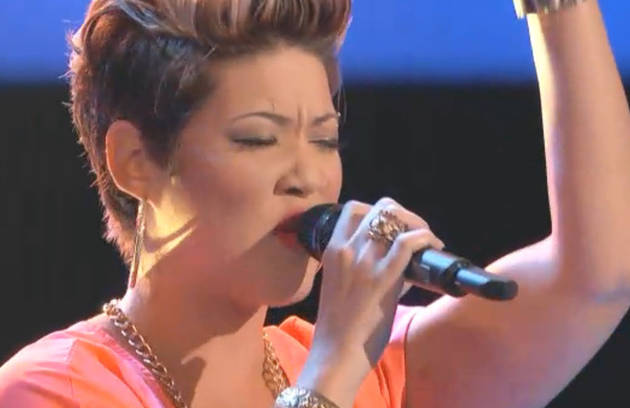 "Watch Tessanne Chin Sing ""Try"" on The Voice 2013 Blind Auditions — Sneak Peek (VIDEO)"