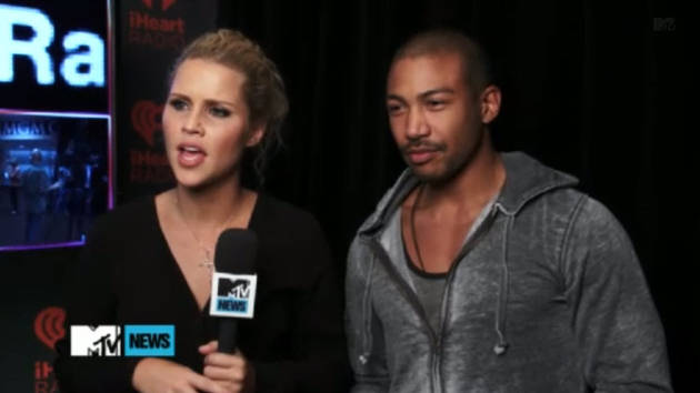"The Originals' Claire Holt and Charles Michael Davis Tease ""Dark"" and ""Sexy"" Series (VIDEO)"