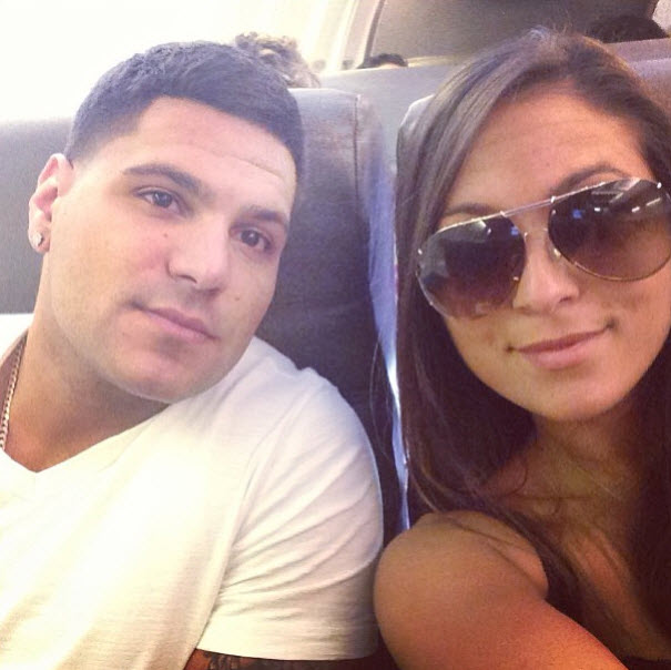 Sammi Sweetheart and Ronnie — Where in the World Are They? (PHOTO)