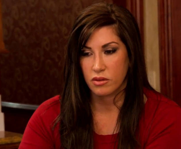 Jacqueline Laurita's Nerve-Filled Speech Cut Short by Bravo