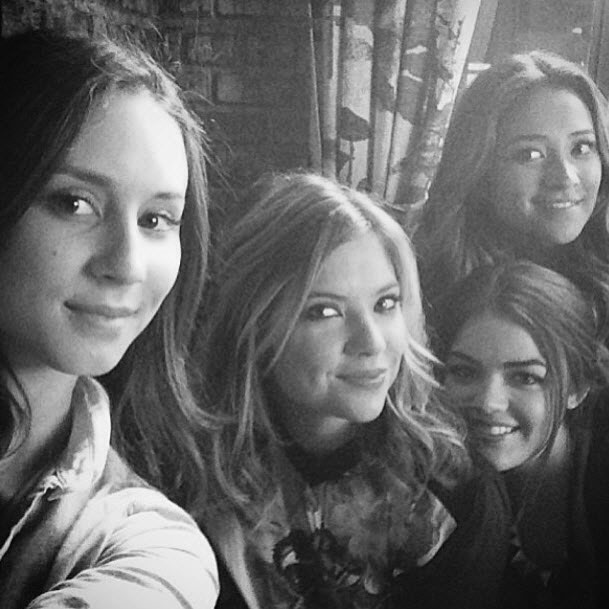 Pretty Little Liars Spoilers: Season 4, Episode 19 — Ali, Paily, and More!