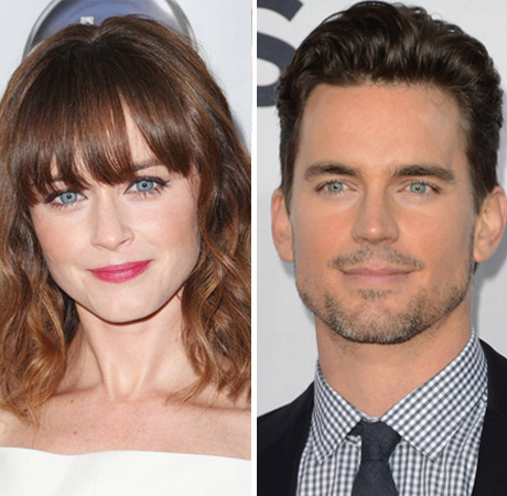 Fifty Shades of Grey Petition to Cast Alexis Bledel and Matt Bomer