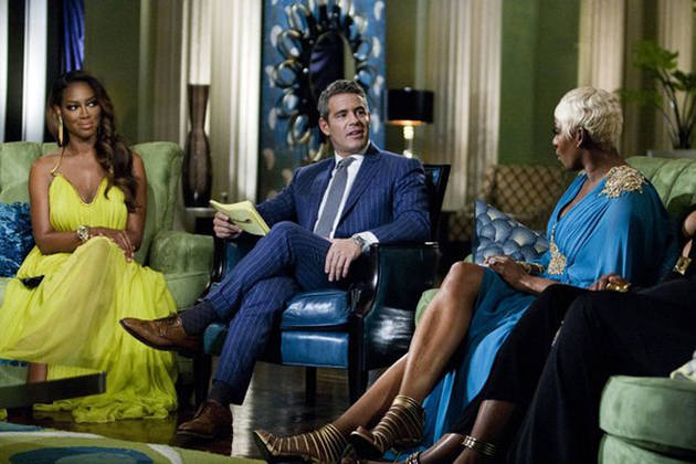 "Andy Cohen Explains Skipping NeNe Leakes' Wedding: ""I Got the Invite Three Weeks Before!"""