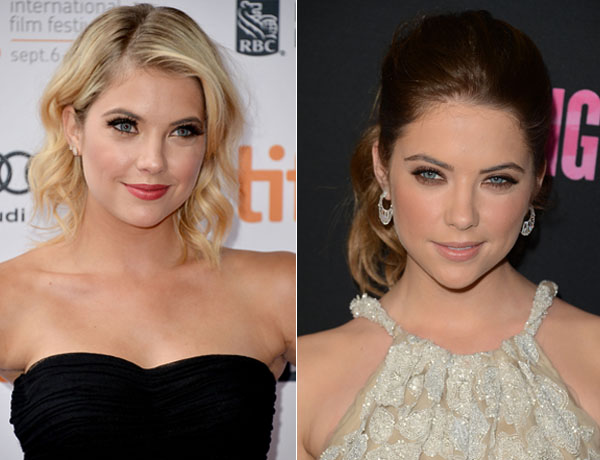 Pretty Little Liars Star Ashley Benson: Better Off Blonde or Brunette?