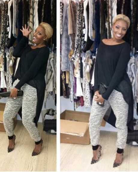 NeNe Leakes Teases New Project — Does She Have a Clothing Line in the Works? (PHOTO)