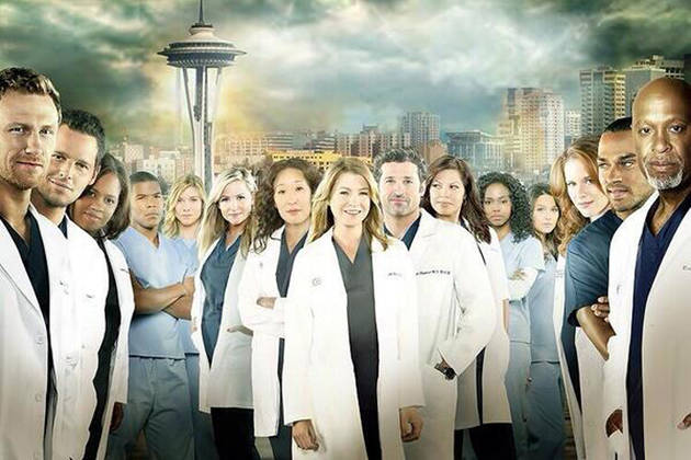 Grey's Anatomy Season 10 Cast Photo — See Seattle's Finest En Masse
