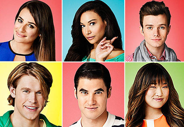 Glee Season 5: Colorful Headshots for McKinley and NYC (PHOTOS)