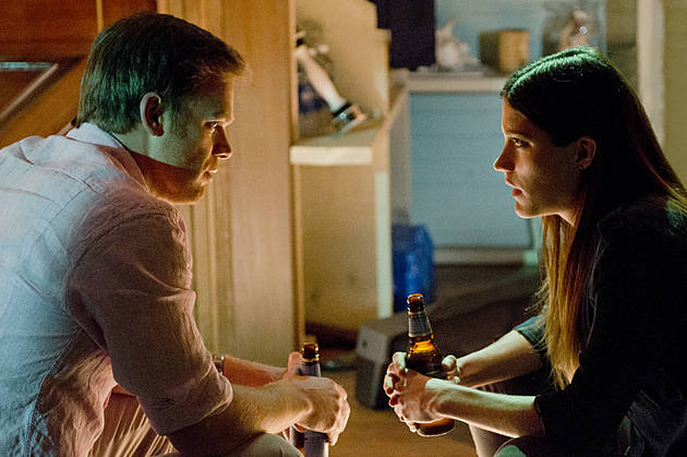 Dexter's Michael C. Hall, Jennifer Carpenter Discuss Real-Life Divorce