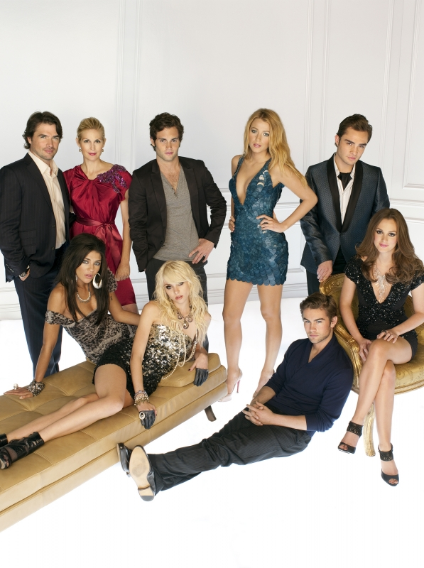 Gossip Girl Reunion at NYFW! Which Cast Members Got Back Together?