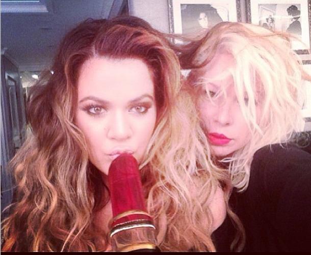 Khloe Kardashian Tweets Latest Selfie Amid Lamar Odom News