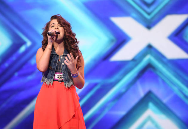 "X Factor 2013 Audition: Watch Rylie Brown Sing Zedd's ""Clarity"" (VIDEO)"