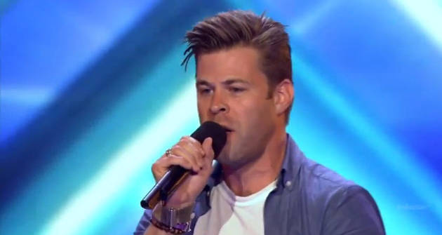 "X Factor 2013 Audition: Watch James Kenney Sing ""Summertime"" (VIDEO)"