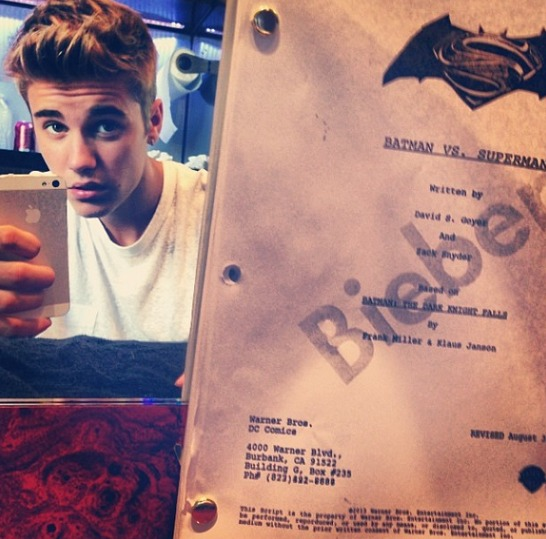 Big Casting News for Justin Bieber!