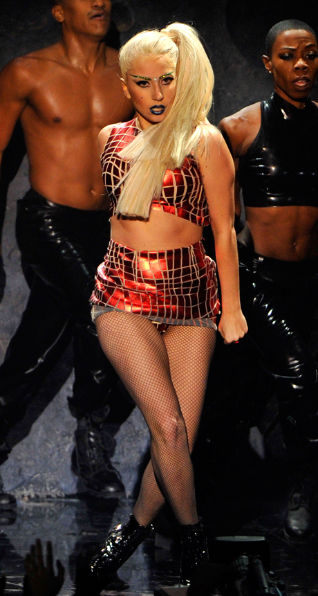 Glee Season 5 Music Spoiler: Lady Gaga Confirms Song — and Its Singer!