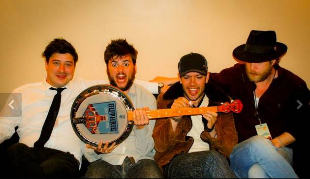 Mumford & Sons Kicked Out of Atlanta Strip Club